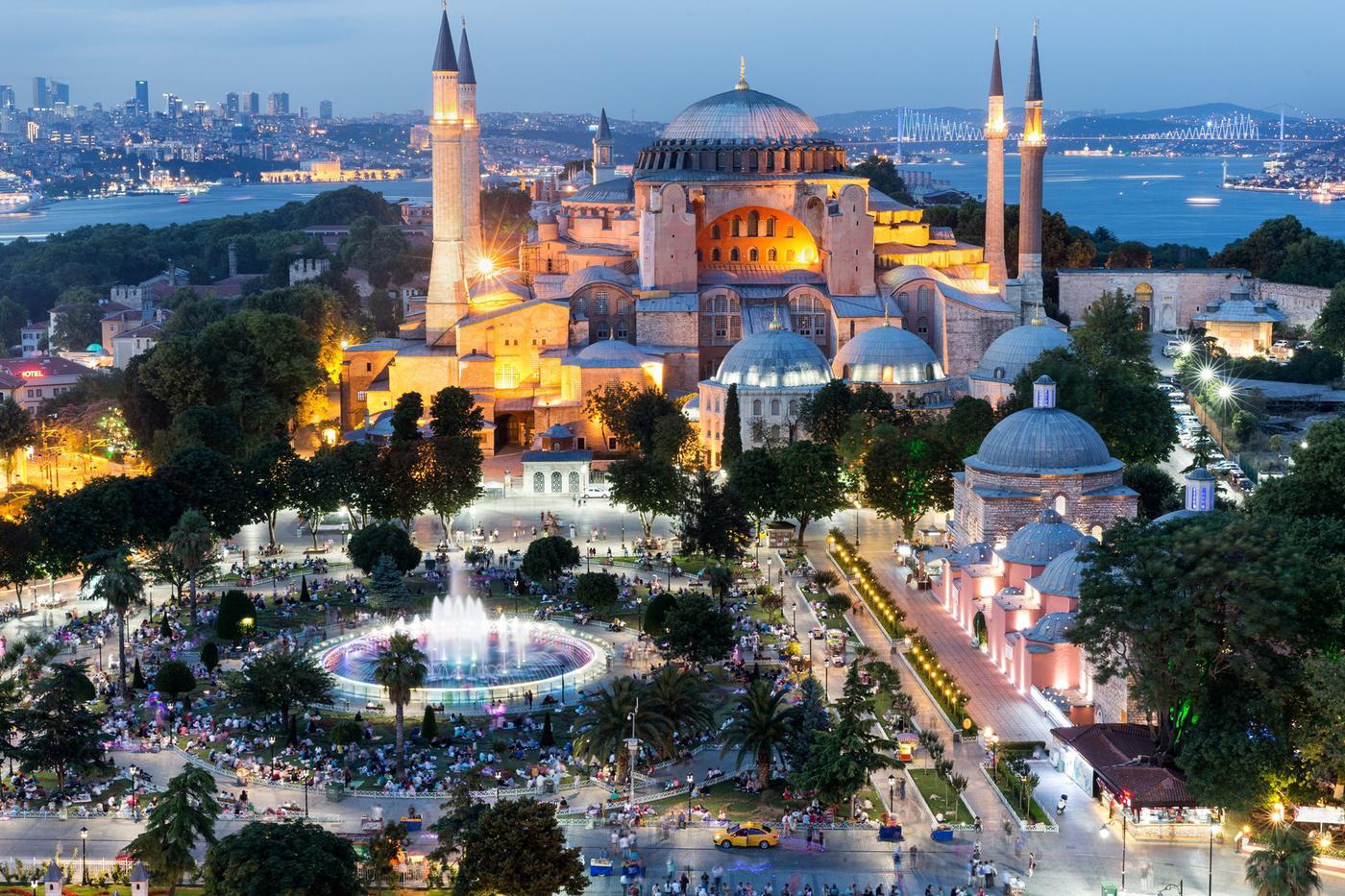 Studiereis - Istanbul