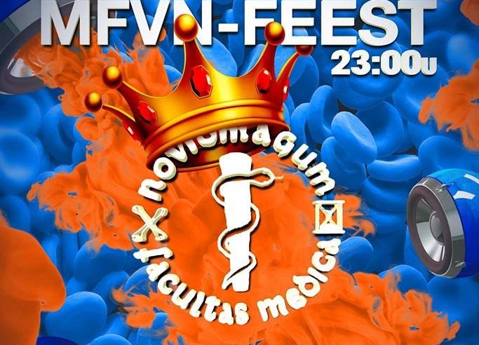 MFVN-Feest bij Café van Buren!