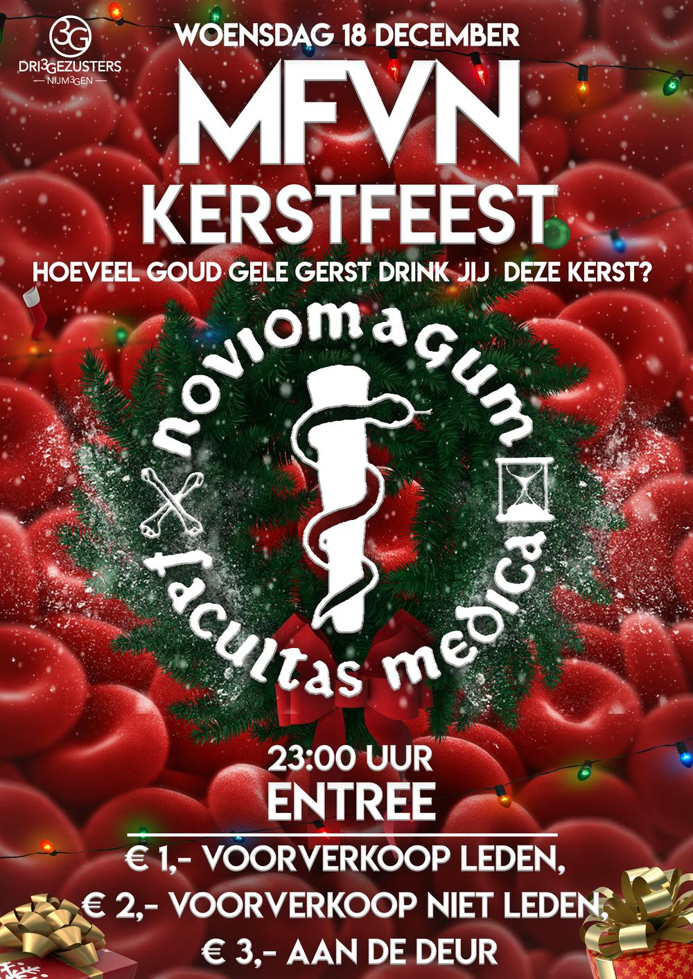MFVN Kerstfeest