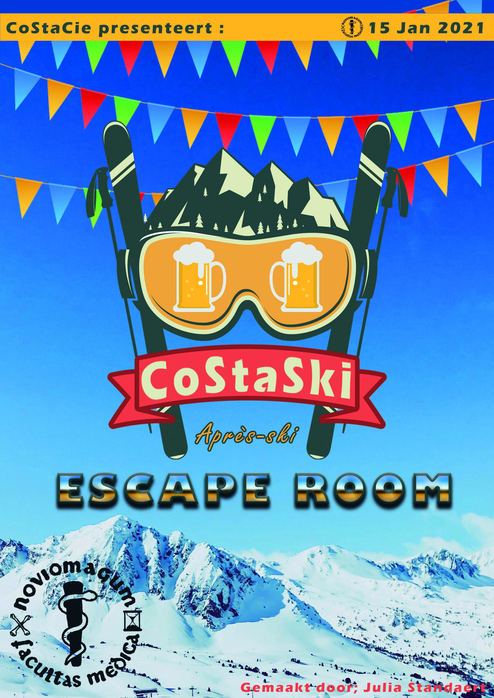 CoStaSki Escaperoom