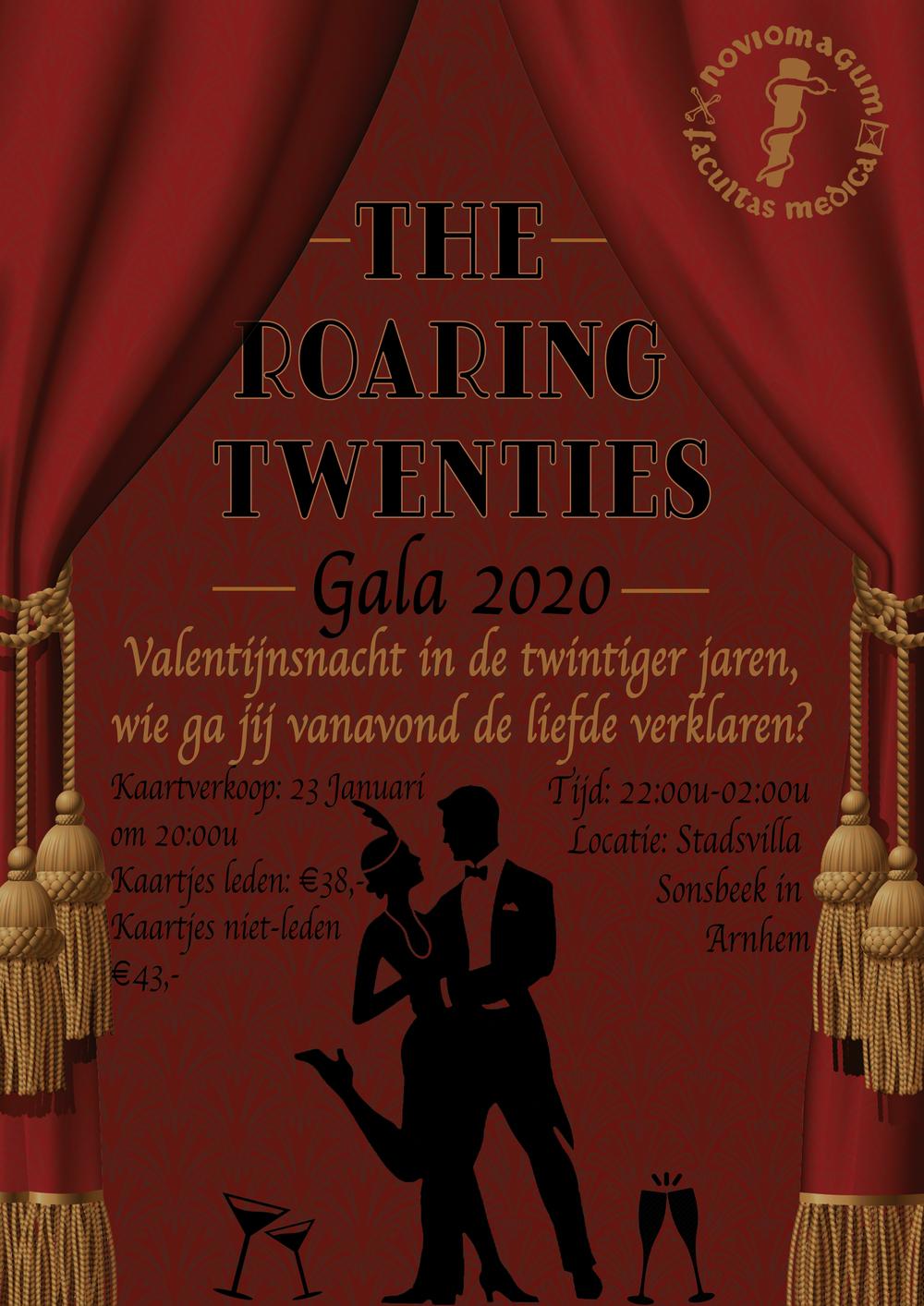 Gala der MFVN: Roaring Twenties
